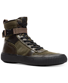 Frye Men's Combat Lace-Up Sneakers