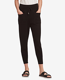 DKNY Drawstring Jogger Pants, Created for Macy's