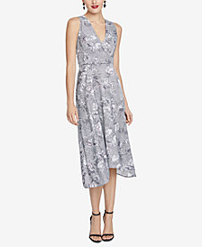 RACHEL Rachel Roy Giles Sleeveless Printed Dress, Created for Macy's