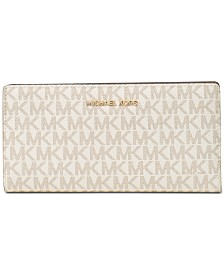 MICHAEL Michael Kors Signature 2-in-1 Card Case Carryall