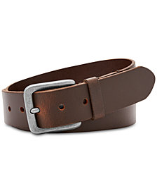Fossil Men's Otis Casual Leather Belt