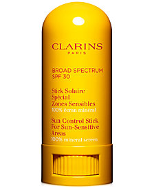 Clarins Sun Control Stick High Protection SPF 30, 0.2 oz.