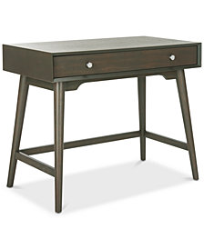 Isadora Modern Desk, Quick Ship