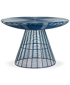 Reginald Wire Coffee Table, Quick Ship