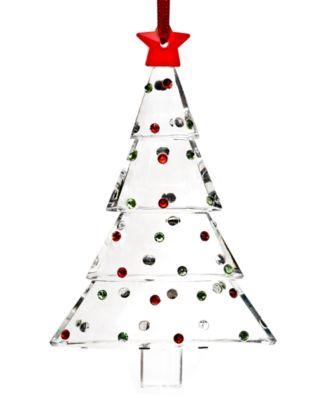 Crystal Gems Crystal Tree Ornament
