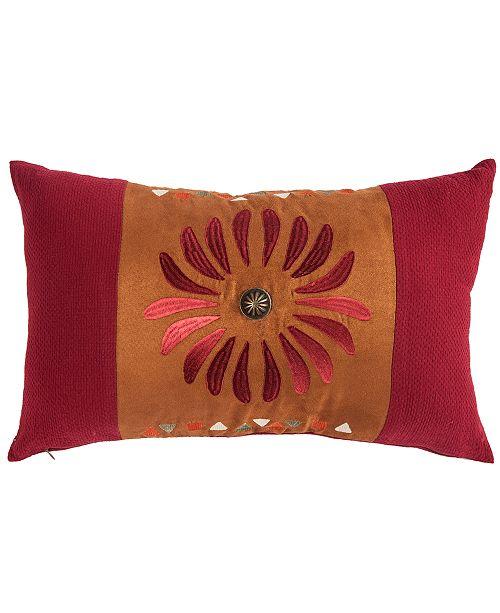 HiEnd Accents Sunburst Pillow