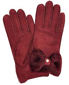 UGG® Bow Shorty Gloves