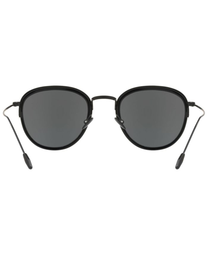 Giorgio Armani Sunglasses, AR6068 50 & Reviews - Sunglasses by Sunglass Hut - Men - Macy's