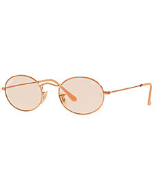 Ray-Ban Sunglasses, RB3547N OVAL EVOLVE