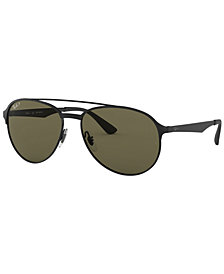 Ray-Ban Polarized Sunglasses, RB3606