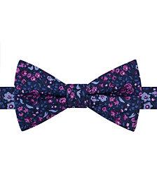 Tommy Hilfiger Men's Botanical Pre-Tied Bow Tie