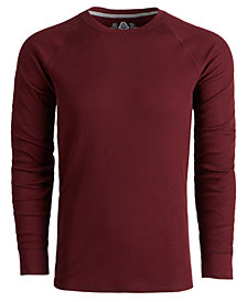 American Rag Men's Long-Sleeve Thermal T-Shirt, Created for Macy's