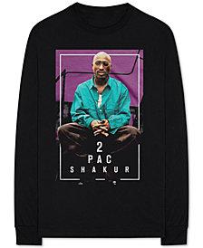 2Pac Shakur Men's Graphic T-Shirt