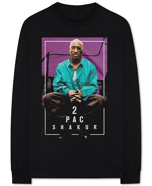 f38fa1598 Bravado 2Pac Shakur Men's Graphic T-Shirt & Reviews - T-Shirts - Men ...
