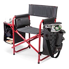 Oniva® by Red Fusion Backpack Chair with Cooler