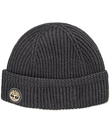 Timberland Heat Retention Ribbed Watch Cap, Created for Macy's