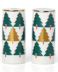 kate spade new york Pine Street Collection 2-Pc. Salt & Pepper Set