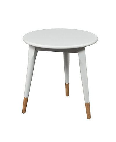 Alden Round Side Table, Quick Ship