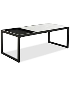 Zuri Coffee Table, Quick Ship