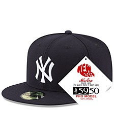 New York Yankees Retro Classic 59FIFTY Fitted Cap