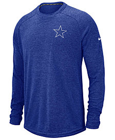Nike Men's Dallas Cowboys Stadium Long Sleeve T-Shirt