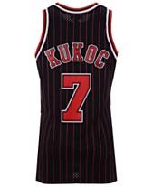 4e8c97885 Mitchell   Ness Men s Toni Kukoc Chicago Bulls Hardwood Classic Swingman  Jersey