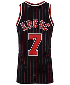 Mitchell & Ness Men's Toni Kukoc Chicago Bulls Hardwood Classic Swingman Jersey