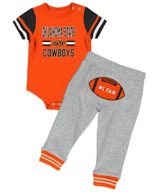 Colosseum Oklahoma State Cowboys Long Run Football Set, Infants (12-24 Months)