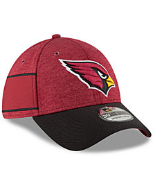 New Era Boys' Arizona Cardinals Sideline Home 39THIRTY Cap