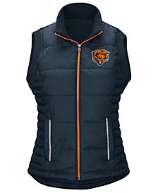 G-III Sports Women's Chicago Bears First Down Vest