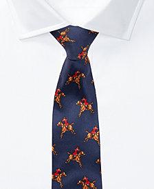 Lauren Ralph Lauren Men's Equestrian Silk Tie