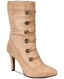 Chung Zip Boots