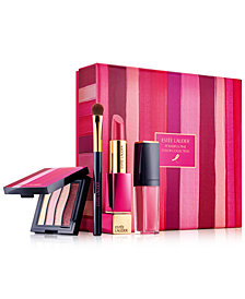 Estée Lauder 4-Pc. Powerful Pink Color Collection Limited Edition Set
