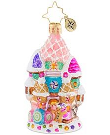 Candy Castle Christmas Little Gem Ornament