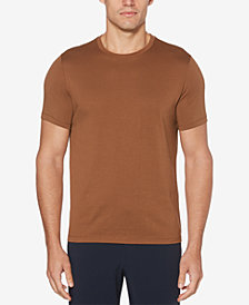 Perry Ellis Men's Stretch Pima Cotton Classic Fit T-Shirt