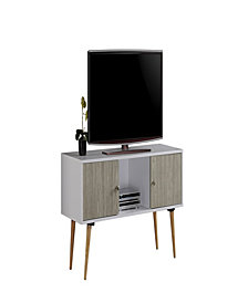 "47"" Wide Retro Entertainment Center"