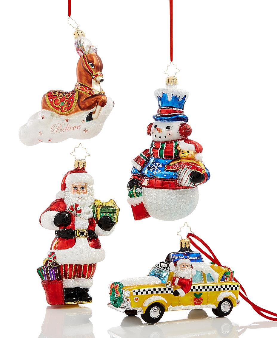 Christopher Radko Baby\'s 1st Christmas Christmas Ornaments - Macy\'s
