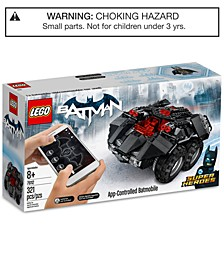 App-Controlled Batmobile 76112