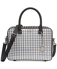 DKNY Bryant Top Zip Crossbody, Created for Macy's