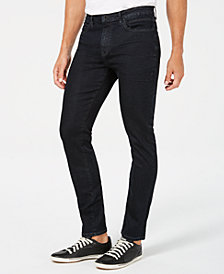 Kenneth Cole Men's Indigo Abyss Skinny Jeans