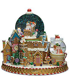 Christopher Radko Sweet Delivery Musical Snow Globe