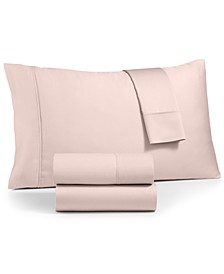 Emory 4-Pc. California King Sheet Set, 420 Thread Count Egyptian Blend