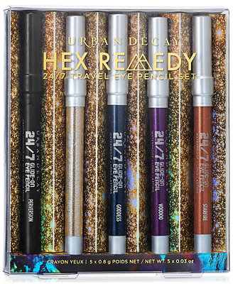 5 Pc. Hex Remedy 24/7 Glide On Eye Pencil Travel Set by Urban Decay