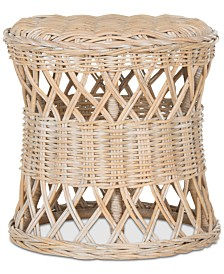 Desta Wicker Round Table, Quick Ship