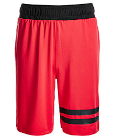 Ideology Toddler Boys Side-Stripe Shorts, Created for Macy's