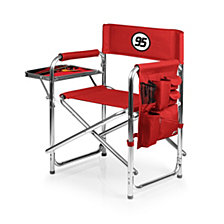 Picnic Time Lightning McQueen - Sports Chair