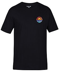 Hurley Men's Sunset Graphic T-Shirt