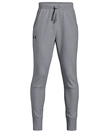 Under Armour Big Boys Double-Knit Tapered Pants