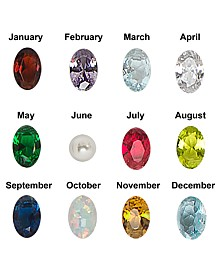 Birthstone Earring Collection