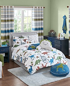Dusty The Dino Bedding Collection